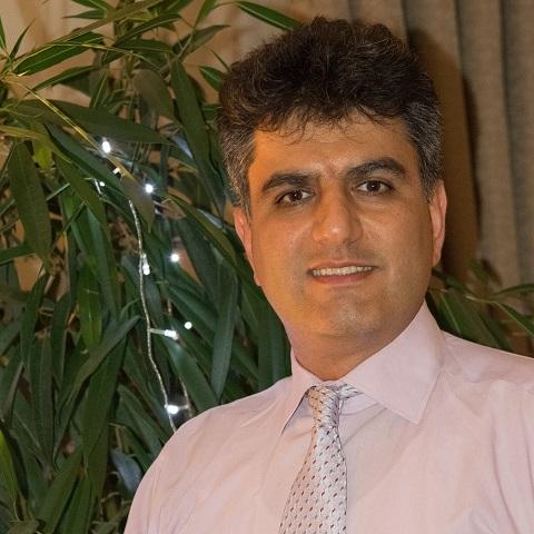 Dr Reza ShahMansouri